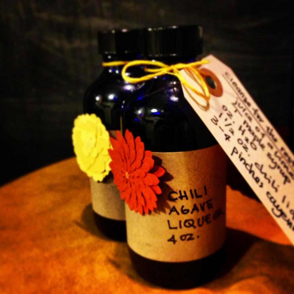 chili agave liqueur