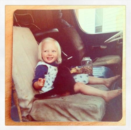 Baby Joslyn no car seat