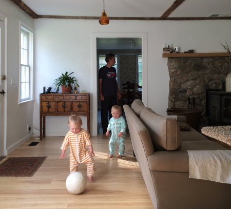 Vermont toddlers