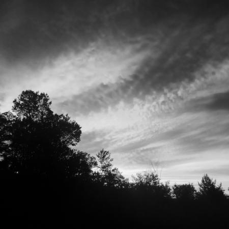 Lonely Vermont Sky