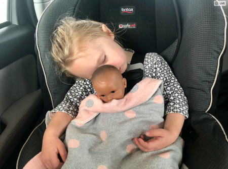 Carnap with Baby