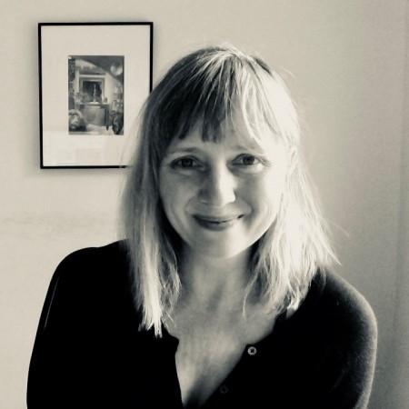 Joslyn McIntyre, freelance writer, Vermont
