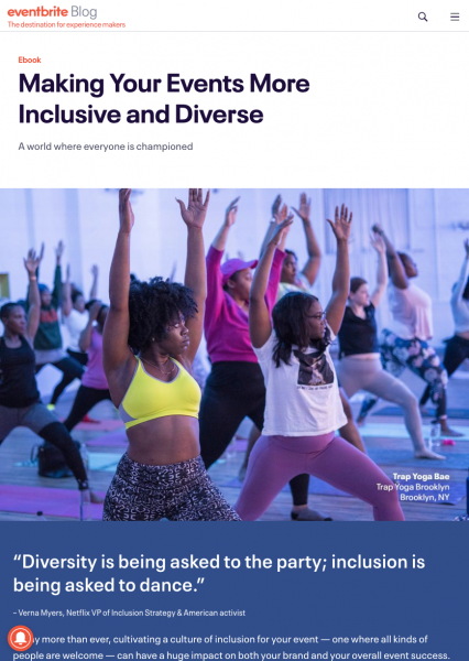Inclusion + Diversity ebook