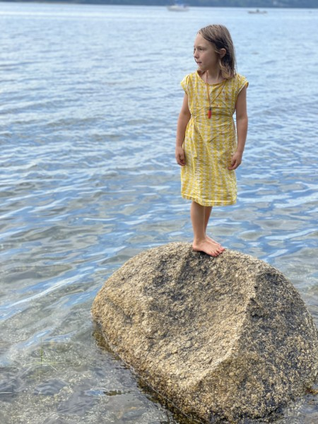 """Look, mama, I'm on an island!"""